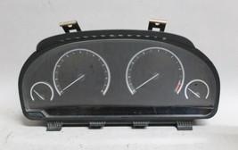 10 11 BMW 740I 750I TWIN TURBO 3.0L INSTRUMENT CLUSTER SPEEDOMETER 66K 9... - $237.59