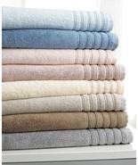 New Hotel Collection Bath Towel Smoke Gray - $14.65