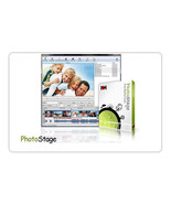 Photostage Slideshow Software Home Edition  from NCH Software , Make sli... - $33.77