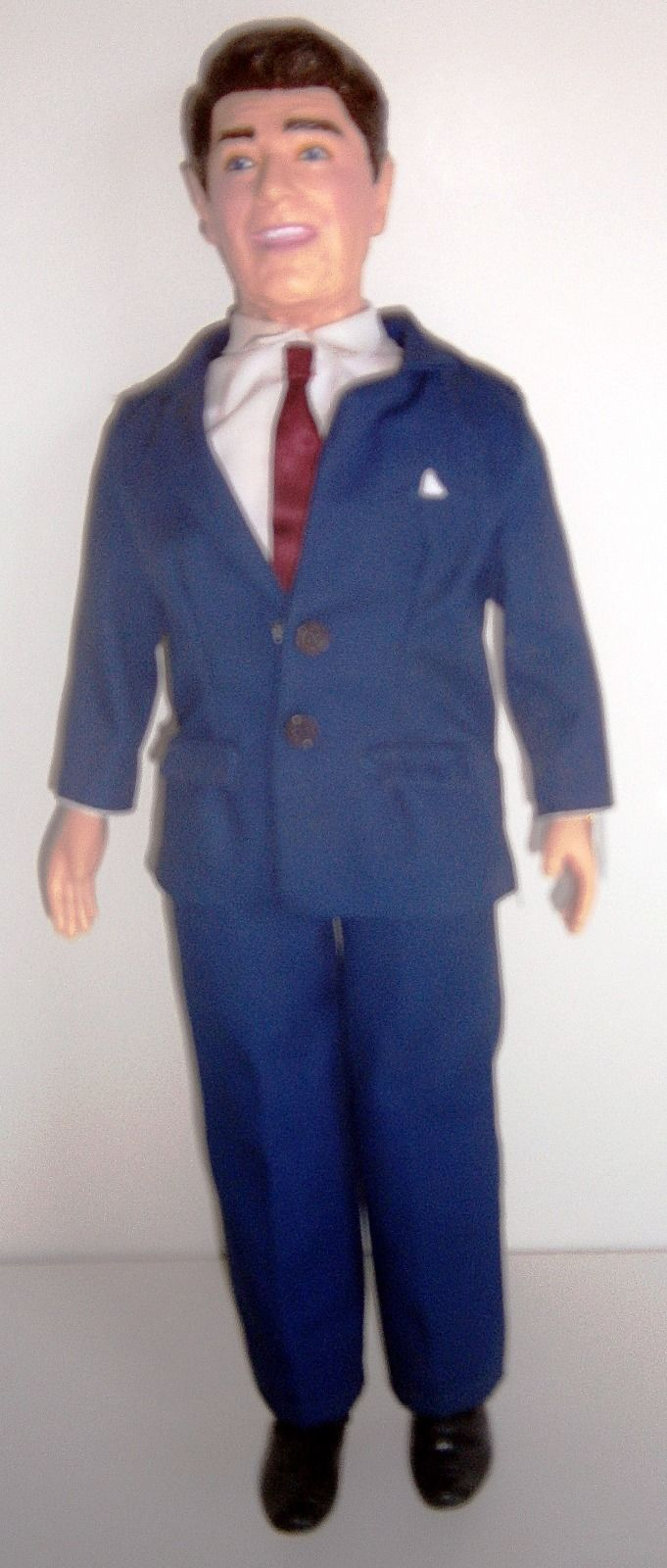 "Primary image for President Ronald Reagan Doll 17"" 1987 Special Ed. NEW"