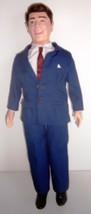 """President Ronald Reagan Doll 17"""" 1987 Special E... - $42.32"""