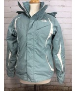 The North Face Winter Jacket Hyvent Nylon Shell with Zip Out Lining Wome... - $148.40