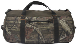 "Mossy Oak Camouflage Camo Heavy-Duty 30"" Barrel/Camp/Outdoor/Hunting Duf... - $769,20 MXN"