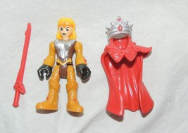 New Fisher Price Imaginext, Blind Bag Warrior Queen Series 5  Castle Pri... - $19.78