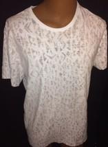 Old Navy Acid Washed Size XL White Shirt Bin#19 - $10.39