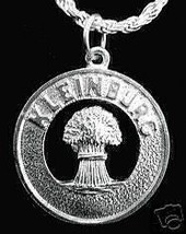 1692 Village of Kleinburg Ontario Pendant charm Jewelry - $14.36