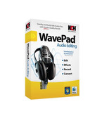 WavePad Sound Editor Masters Edition for PC or Macintosh .Edit audio and... - $65.00