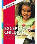 exceptional  children - $1.99