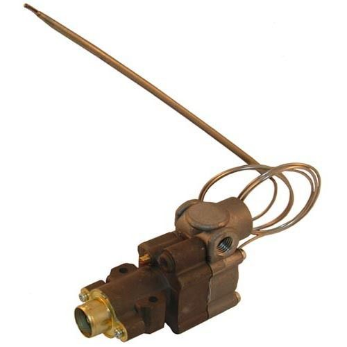 Primary image for THERMOSTAT BJWA Temp 150-400 Montague Griddle 2436T 2472 Garland Grill 461409