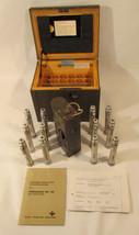Vintage German Military Tactical Radiation Dosimeter Strahlendosimeter I... - $142.47