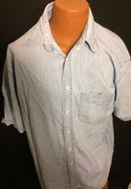 Gap Size Large Mens Casual Shirt Bin#19 - $13.09