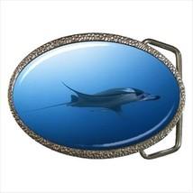 Stingray Chrome Finished Belt Buckle - $9.86