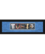 Tufts University Framed Campus Letter Art Print - $38.50