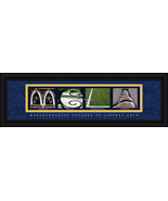 Massachusetts College of Liberal Arts Framed Ca... - $38.50