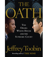 Oath : Obama White House and Supreme Court - hardcover - $16.99