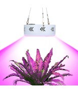 EU/US PLUG 2 Colors power 50 x 3W AC 85-265V Mini UFO LED Plant Grow Lig... - £63.36 GBP