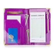 Sonic Server Dazzling Glitter Server Book and Waiter Waitress Organizer ... - €15,20 EUR