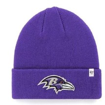 '47 Brand Baltimore Ravens Cuffed Beanie - Adult  - $13.50