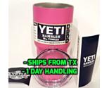 YETI - USA Ship - Matte Hot Pink 30oz Rambler Tumbler Cup Powder Coated 30 oz