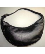 WILSONS Black Leather Purse Bag.  - $20.00