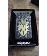 rick and morty wubba lubba dub dub zippo - $30.00