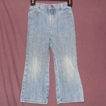 Blue Jeans Denim Toddler Size 4T Arizona - Play Stained  - $5.99