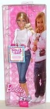 Barbie and Me Doll in Blue Jeans - $20.00