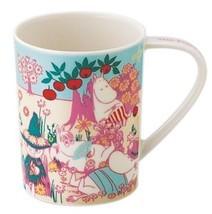 New YAMAKA Moomin Mug Spring MM341-11 Four Seas... - $34.88