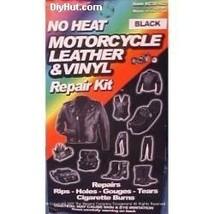 Motorcycle Leather and Vinyl Repair Kit - $15.99