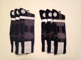 NEW Men's Perry Ellis Cotton/Modal Crew Dress Socks 3 Pack 859187 -Choos... - $17.00