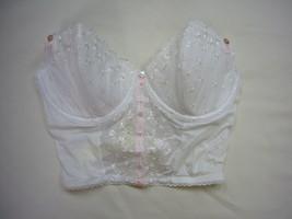 NEW Felina: Jacqui Cami Bra Style 330664 36B WHITE - $20.62
