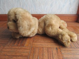 Vintage 1991 GUND Muttsy Mutsy Plushed Golden R... - $44.54