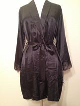 NEW Jones New York Sheer Illusion Bridal Satin Wrap Robe 3J242W Choose C... - ₨2,849.63 INR