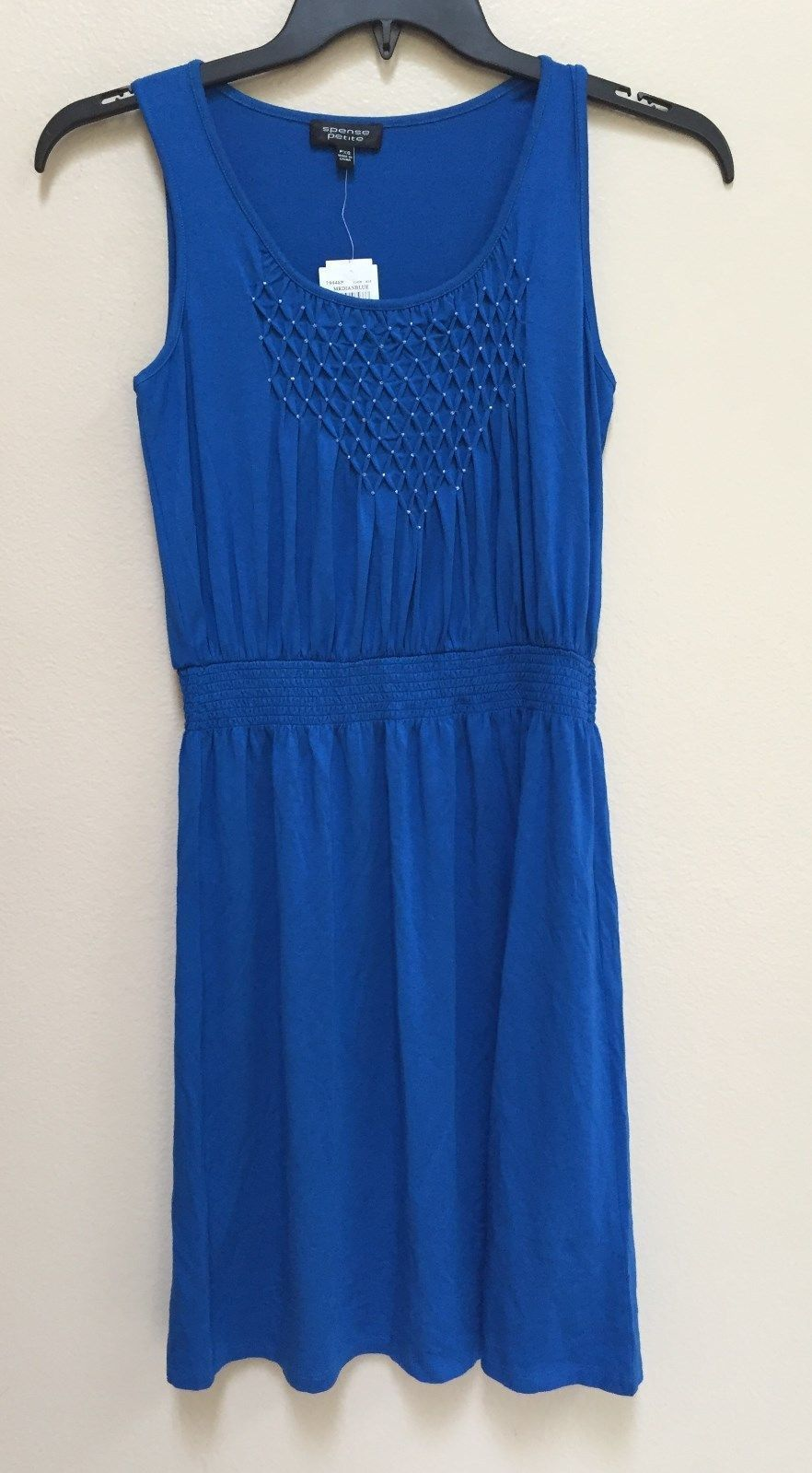 c8a57f4635d NWD Spense Petite Sleeveless Empire Waist and 30 similar items. S l1600