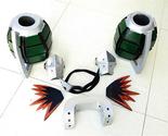 My Hero Academia Katsuki Bakugou Cosplay Armor Props Buy - $75.32 CAD - $486.17 CAD
