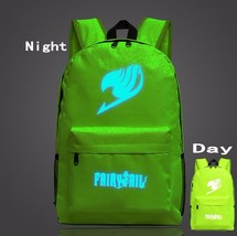 Fairy Tail Symbol Green Forest Glowing Luminous School Trendy Design Bac... - $32.00