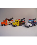 Diecast Tow Trucks in 6 Asst  Colorful Styles - $9.99