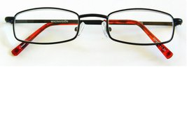 "Magnivision +2.25 ""DAKOTA"" Brown Metal Wire Rim Reading Glasses -M5 - $19.99"