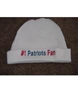 New England Patriots Football  Baby Newborn Hospital Hat Cap - $19.99