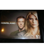 Homeland 2012 Emmy DVD 4EPISODE Claire Danes, Damian Lewis NEW/SEALED - $8.50
