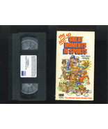 Not So Great Moments In Sports 1987 BLOOPERS VHS Tim McCARVER Bobby KNIG... - $3.99