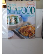 2004 The New Seafood Cookbook Step by Step Australia Bay Books Confident... - $8.00