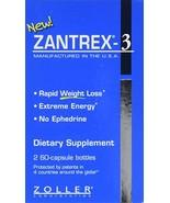 Zantrex-3 - Rapid Weight Loss (2 bottles) - $48.95