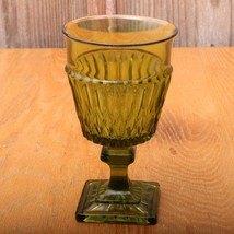 Vintage Indiana Glass Company Mt. Vernon Green ... - $23.36