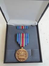 Usn Navy & Fleet Marines Unissued Cased War On Terrorism Expedition Medal Set #5 - $28.70