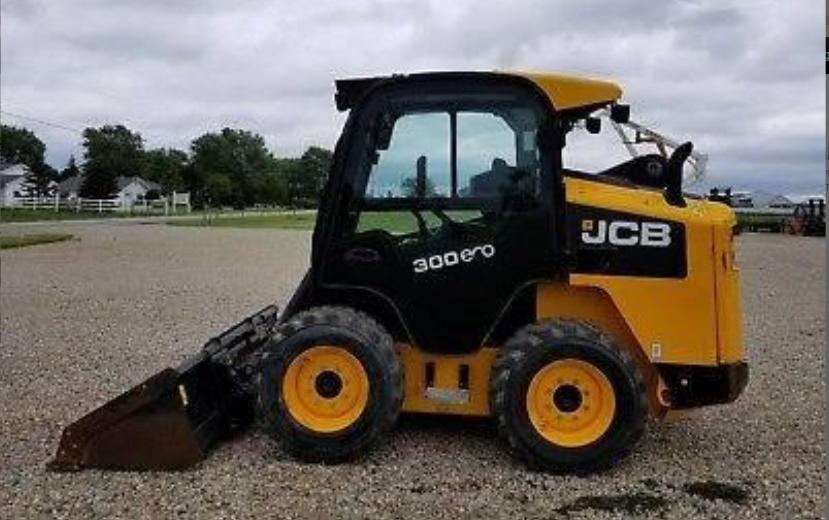 2018 JCB 300 For Sale In Missoula, Montana 59808
