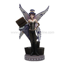 SUGAR SWEET FAIRY CHOCOLATE CANDY FAIRY LIGHTED BASE FIGURINES ANNE STOK... - $43.65