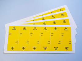 Electrical Wiring Labels - $15.30+