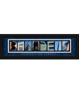 Brandeis University Officially Licensed Framed ... - $38.50