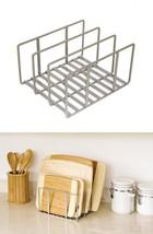 Kitchen Storage Bakeware Holder Rack Cabinet Po... - $19.74